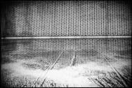 Barcelona reflections, Leica M6, Tri-X 400@1600, Rodinal 1:50