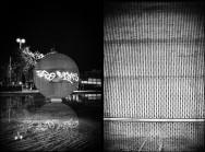 Barcelona natt, Leica M6, Tri-X 400@1600, Rodinal 1:50