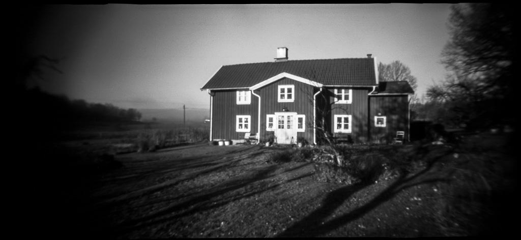 20141125 Noon 6x12 pinhole camera, Gunnared. Foto: Christian Johansson / papac