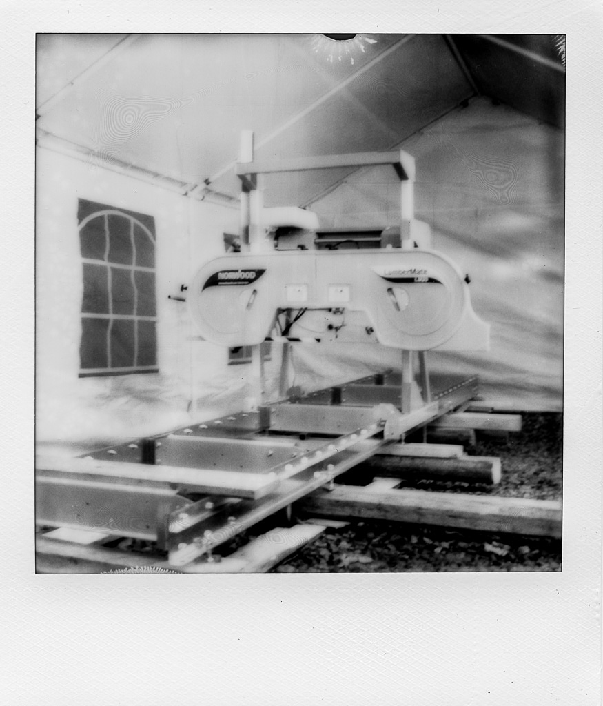 150107 Polaroid SX 70 Alpha, TIP Silver Shade
