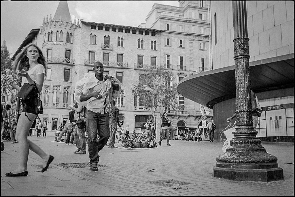 Barcelona Leica M6, TriX 400@400 Rodinal 1:50